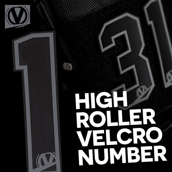 Velcro Rubber Patch - 1
