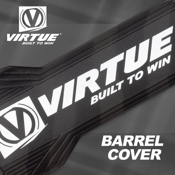 Virtue Silicone Barrel Cover - Black