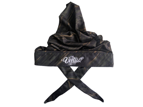 zzz - Virtue Padded Headwrap - Graphic Jungle