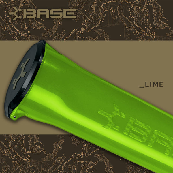 zzz - Base 150 Round Pods - 6 Pack - Lime
