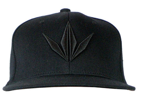 Bunkerkings Snapback Cap - Crown / Black
