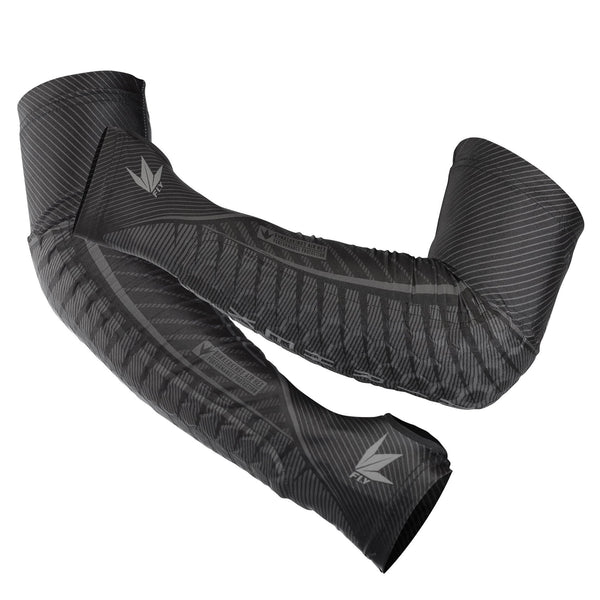 Bunkerkings Fly Compression Elbow Pads