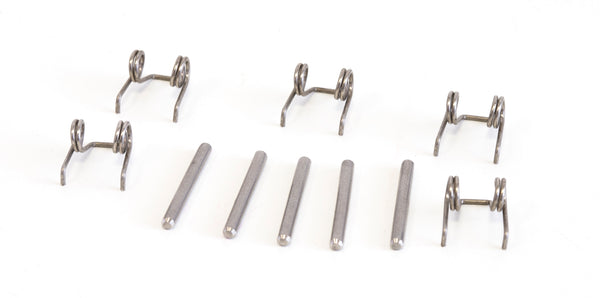 Virtue Spire III - Shell Hinge Spring and Axle 5pack