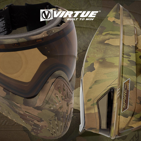 zzz - Virtue VIO XS II + Spire III 280 Bundle - Reality Brush Camo