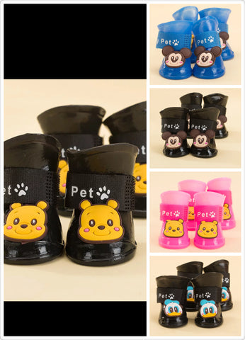 Small Breed Shoes-SRB001