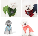Small Breed Waist Jacket-Fit Wider Chest dogs