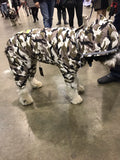 Camouflage Dog Raincoat (Medium to Large Breed)