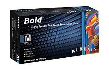 Bold® Nitrile Powder-Free Examination Gloves
