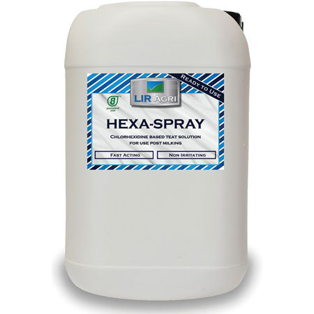 HEXA-SPRAY RTU
