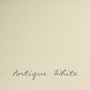 Autentico Velvet, couleur Antique White