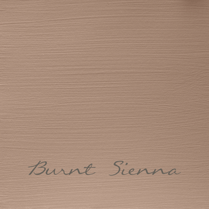 Autentico Velvet, couleur Burnt Sienna