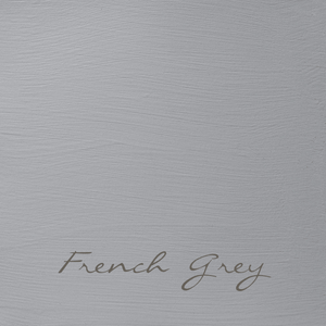 Autentico Velvet, couleur French Grey