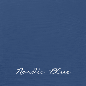 Autentico Velvet, couleur Nordic Blue
