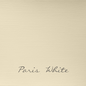 Autentico Velvet, couleur Paris White