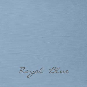 Autentico Versante Eggshell, couleur Royal Blue
