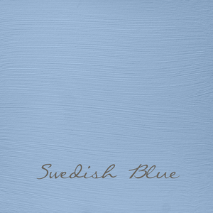Autentico Velvet, couleur Swedish Blue