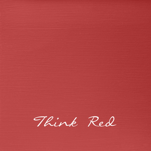Autentico Versante Matt, couleur Think Red