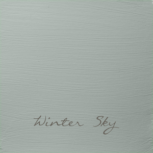 Autentico Versante Eggshell, couleur Winter Sky