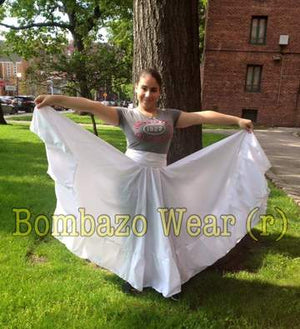 Bombazo Wear® Custom Made Bomba Caribbean Skirts