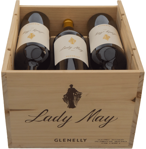 Large Lady May 2012 Gift Box