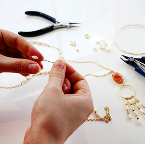 Meet the jewellery maker: why we love all types of gemstones and sell semi precious stones jewellery online shopping