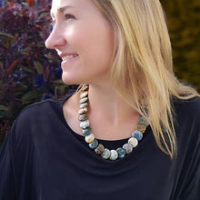 Statement Ocean Jasper necklace (4050513133654)