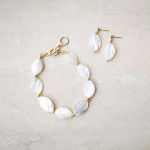 Pearl jewellery set (4349018865750)