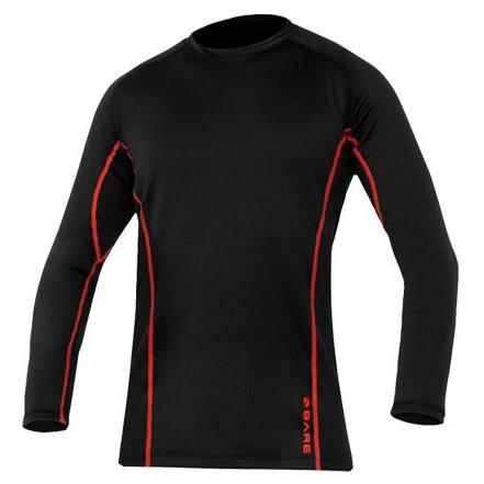 Ultrawarmth Base Layer Top, Mens, Black