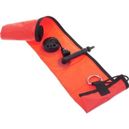 MARKER BUOY, CLOSED CELL, COMPACT ORANGE