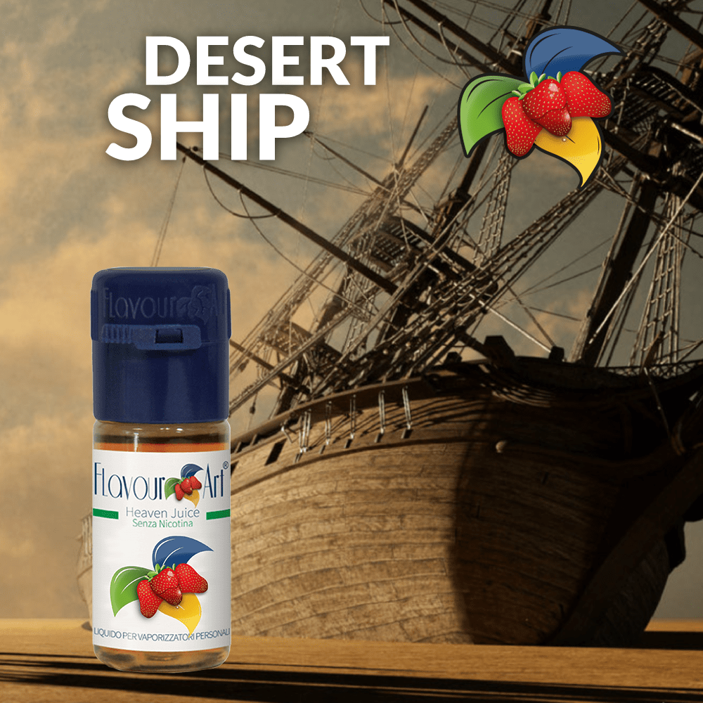 DESERT SHIP 10ML