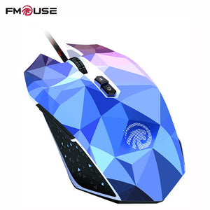 Fire Tiger X8 -Diamond Edition Gaming Mouse