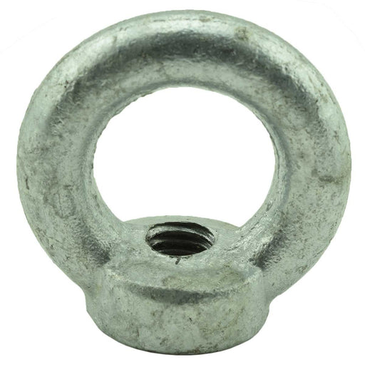 "3/4"" Round Eye Nut Anchor Point, Galvanized (Box of 50)"