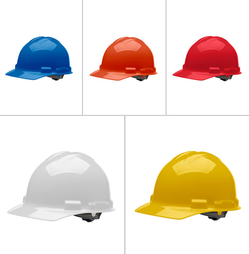Malta Dynamics Cap Hard Hat with Ratchet Suspension