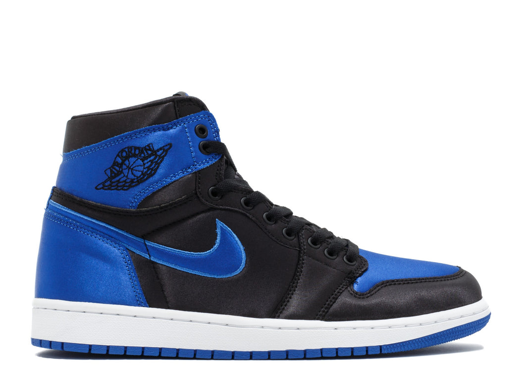 Air Jordan 1 Satin Royal