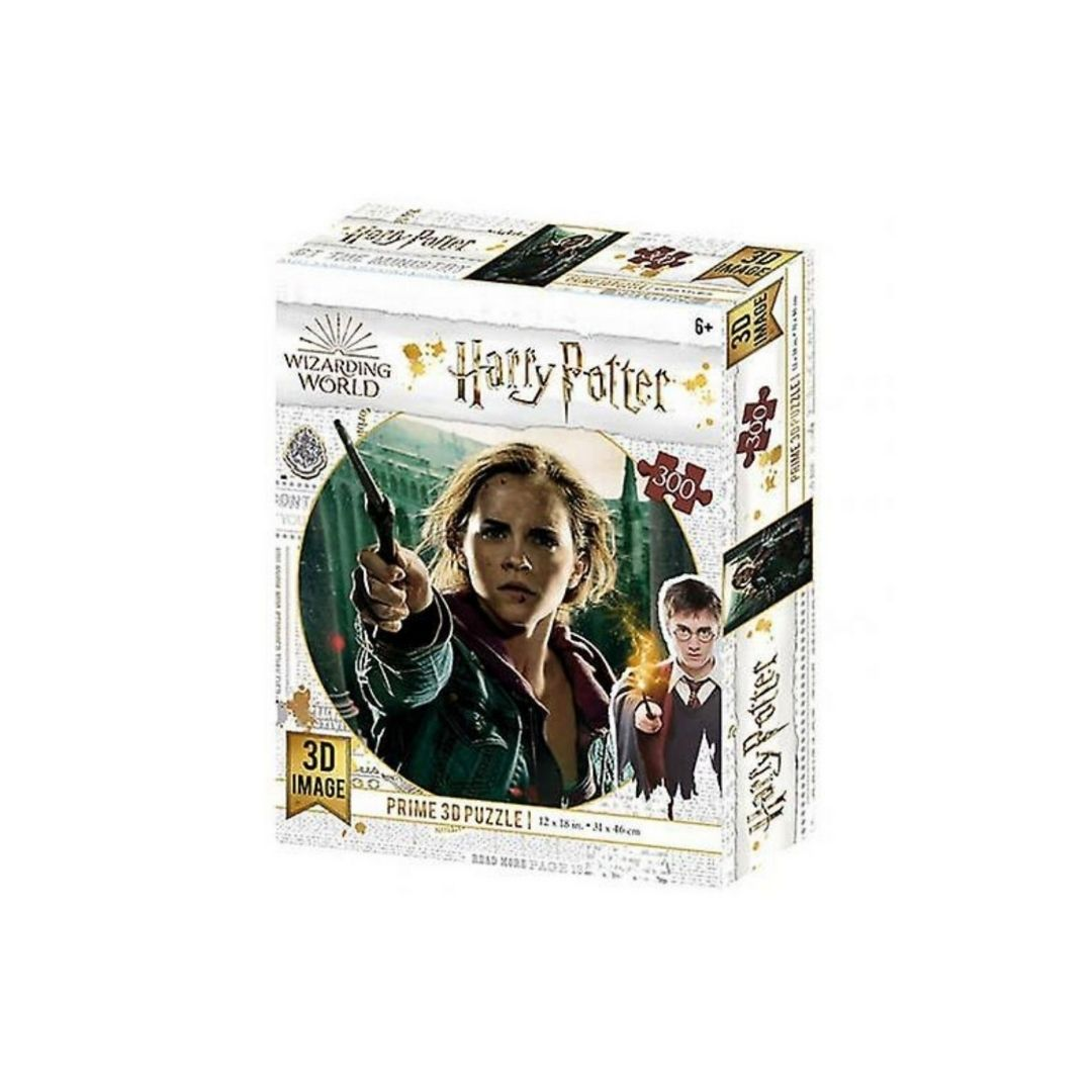Harry Potter Hermione jigsaw puzzle (300px)