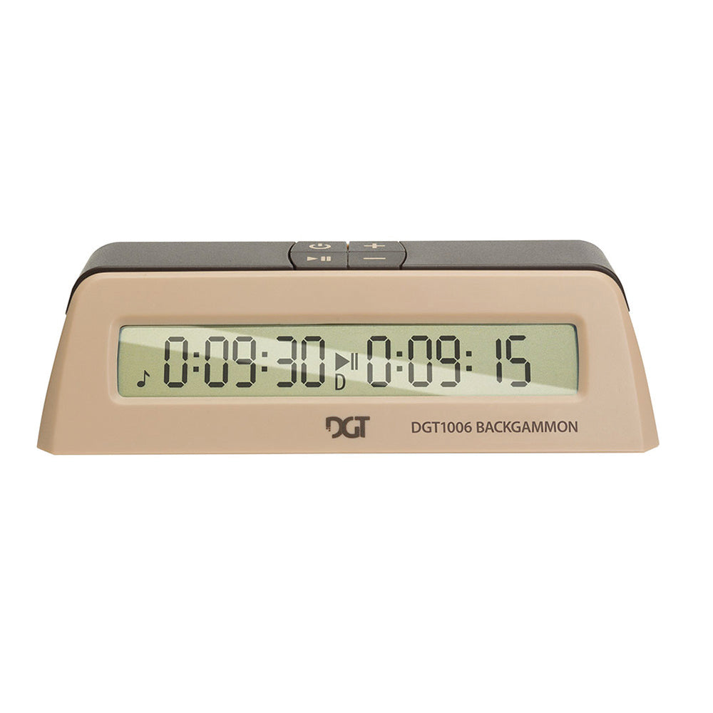 Digital game clock: DGT 1006