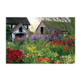 Eastgrove Cottage garden jigsaw puzzle (500px)