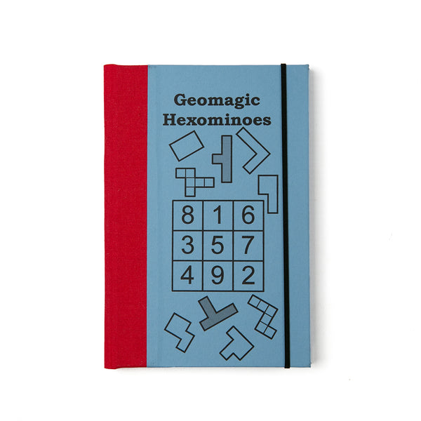 Peter Gal: Geomagic Hexominoes puzzle