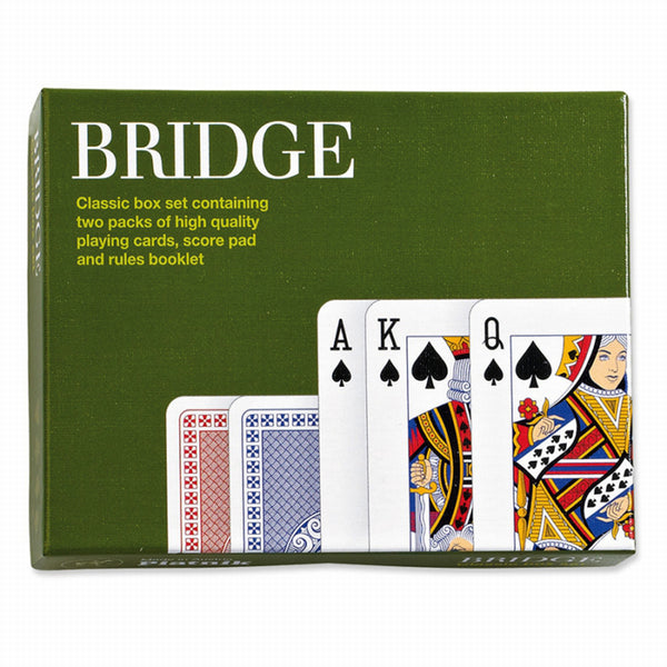 Classic bridge set: Piatnik