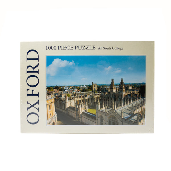 All Souls College Oxford jigsaw puzzle (1000px)