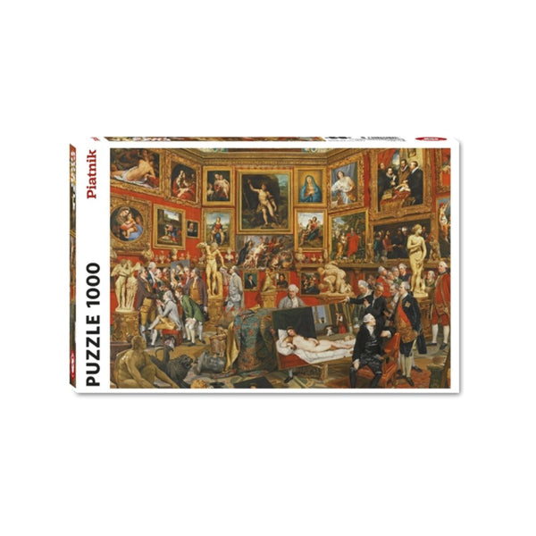 Tribuna of the Uffizi jjgsaw puzzle (1000px)