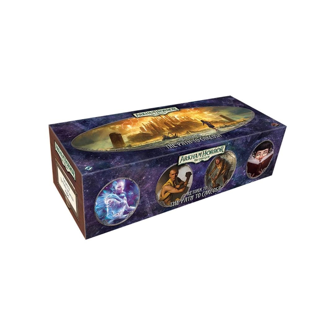 Arkham Horror: Return to the Path to Carcosa