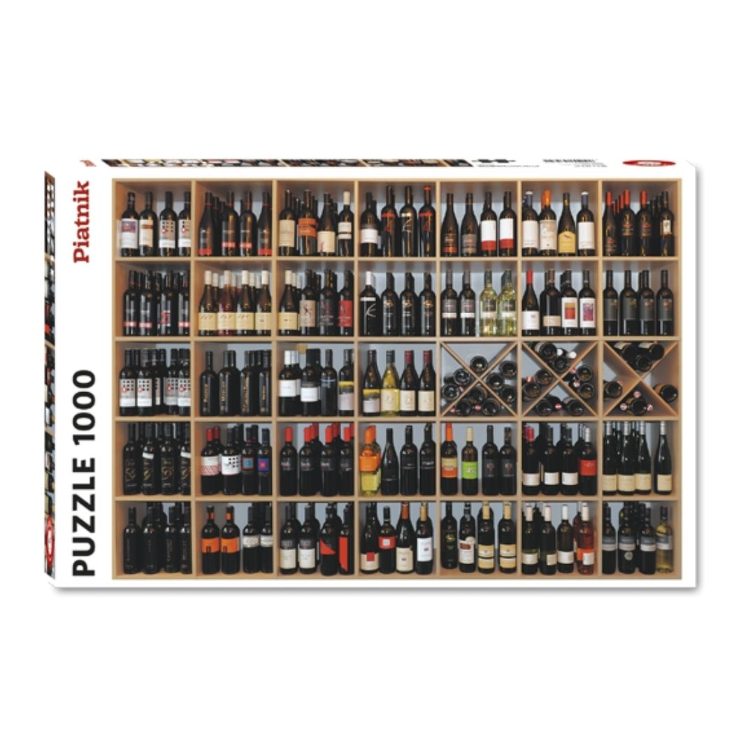 Wine gallery jigsaw puzzle (1000px)