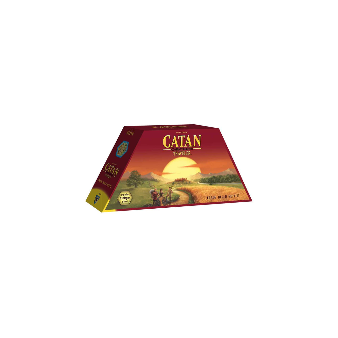 Catan: Traveler Compact Edition