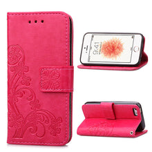 Wallet Phone Case For iPhone 5 5s SE 6 6s