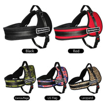 Load image into Gallery viewer, Dog Nylon Harnesses with Handle - FunnyPaws