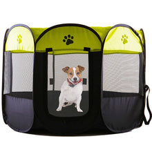 Load image into Gallery viewer, Portable Tent House - FunnyPaws