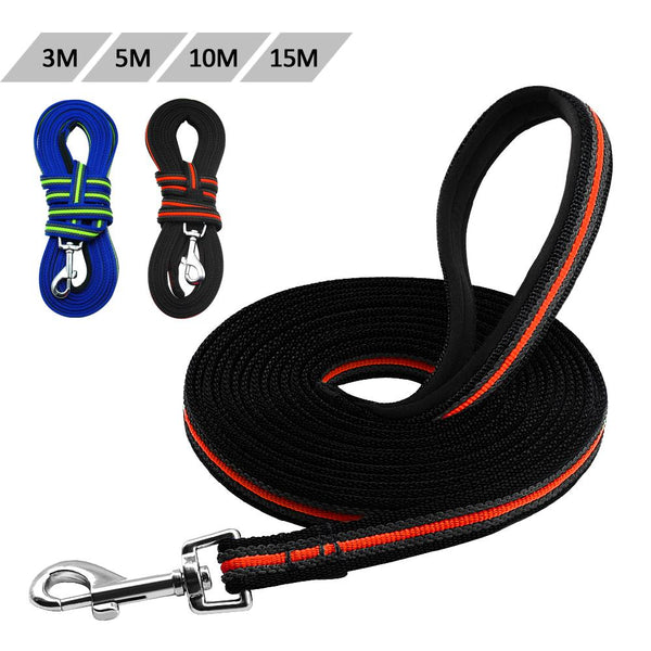 Medium and Large Dog Long Leash - FunnyPaws