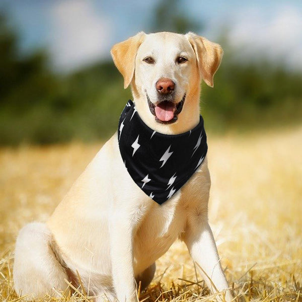 Adjustable Dog Bandana - FunnyPaws
