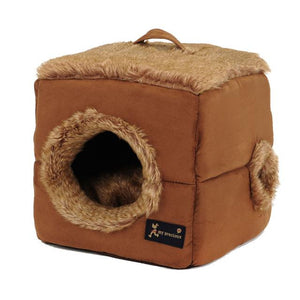 Square windproof house - FunnyPaws